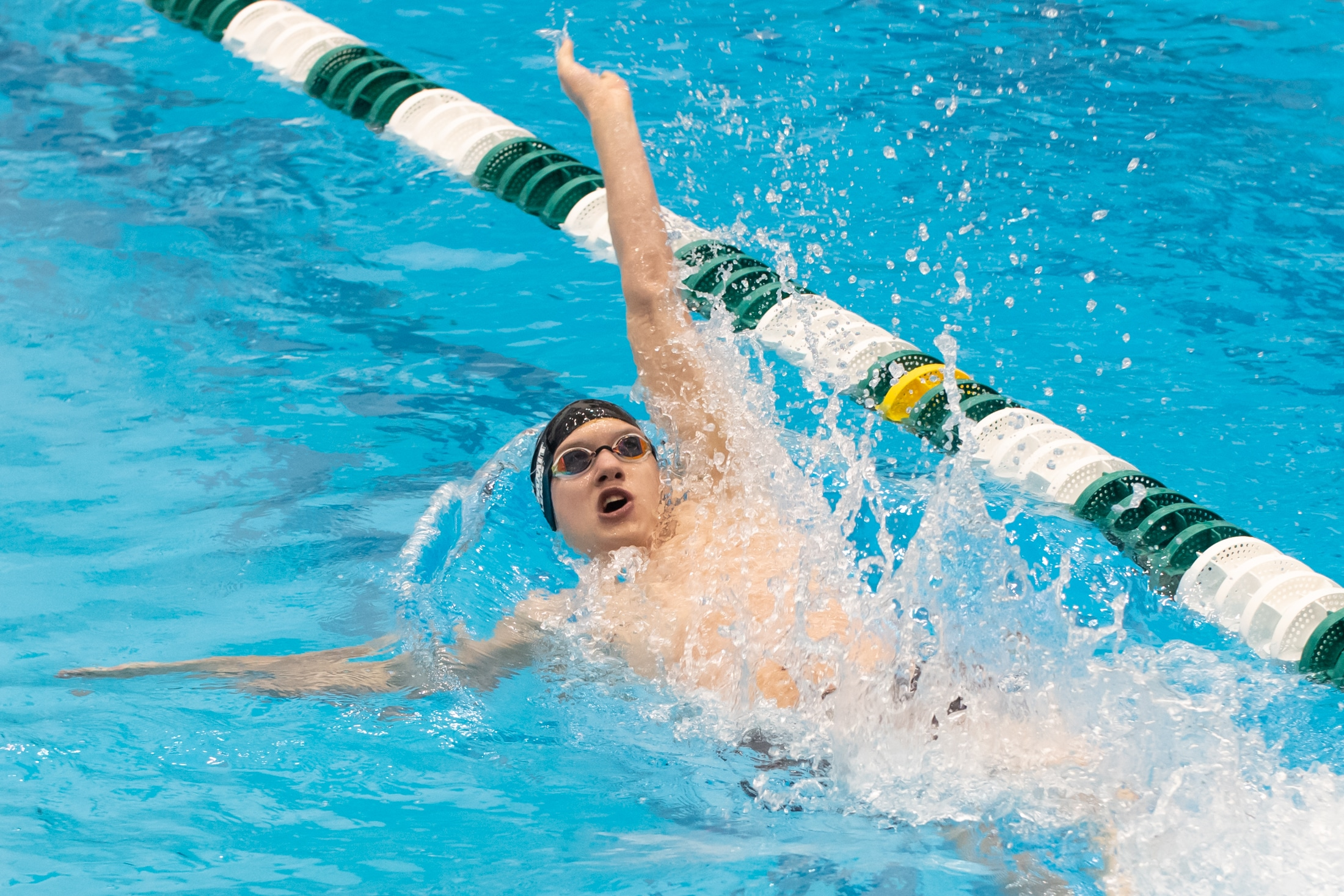 Part III: The 3 KEYS to a FAST Backstroke Kick (Video Analysis)