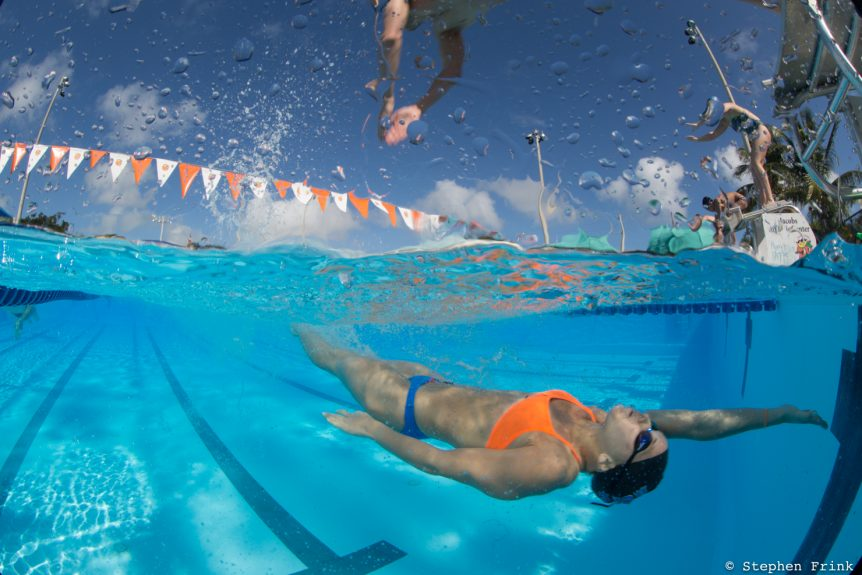Part IV: The 4 Most Common Backstroke Technique Errors: