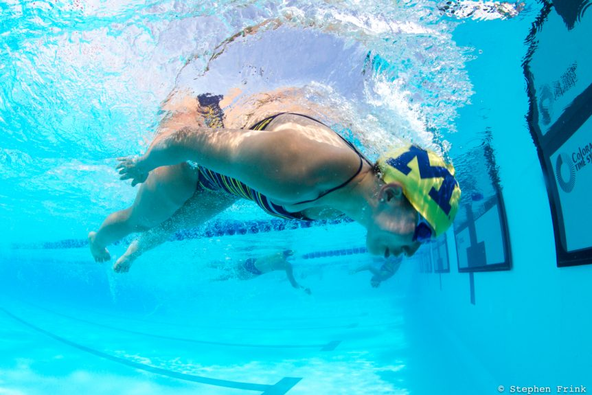 Part II: Freestyle Flipturns–the Smaller the Ball—the Faster the Turn!