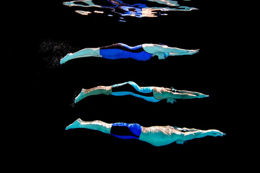 Part II: 7 Steps to Improve YOUR Swimming Streamline!