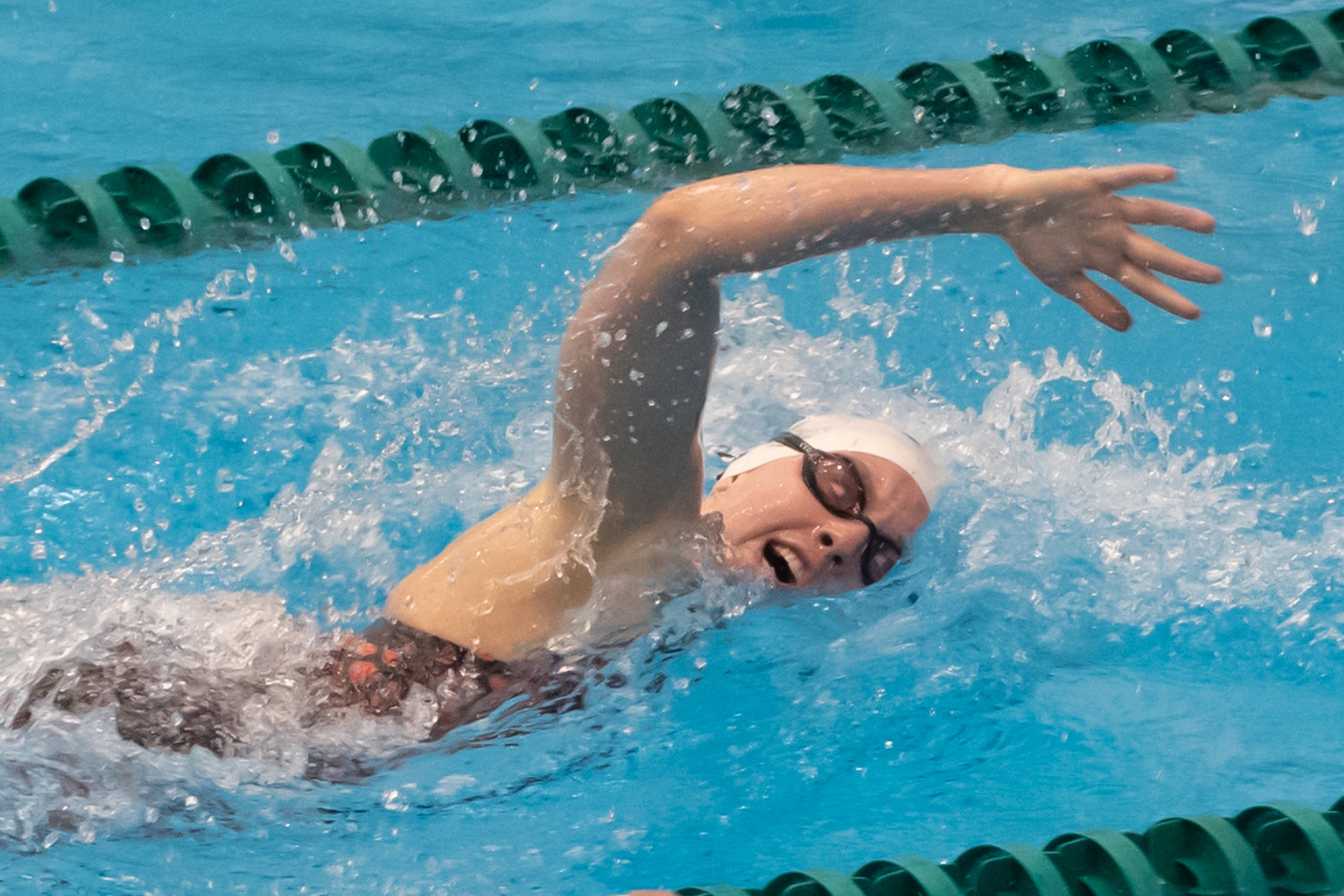 Proper Freestyle Breathing Technique