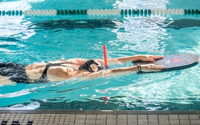 Your Kick Determines Your Swim Speed!